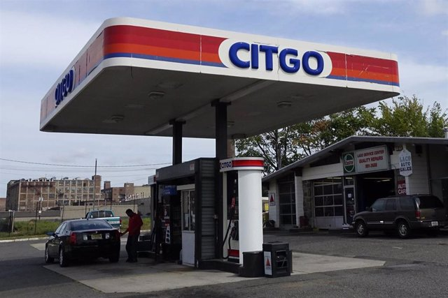 Instalaciones de la empresa venezolana Citgo en Estados Unidos