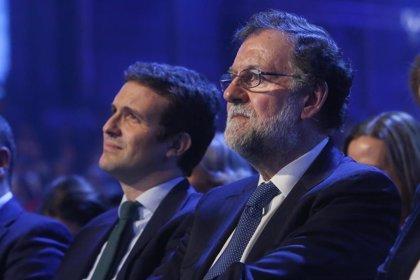 """El PSOE recuerda a Casado que Rajoy usó mediadores con la Generalitat en 2014 y 2017: """"¿Le acusaría de alta traición?"""""""