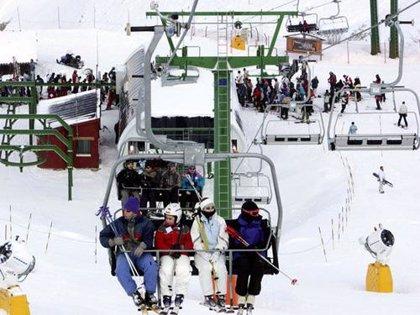 Valdezcaray abre este jueves con 21 pistas y 15,15 kilómetros esquiables