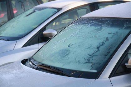 Mira con -3,8º y Molina de Aragón con -3,7º, entre las diez temperaturas más bajas del país