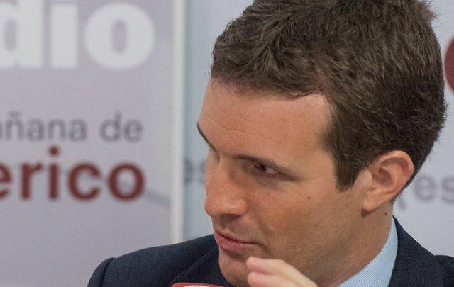 Entrevista en EsRadio al líder del Partido Popular