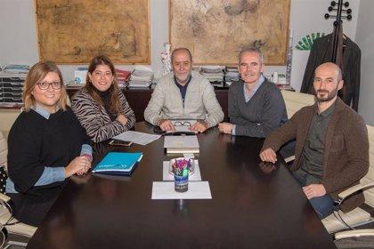 El Ayuntamiento de Marratxí y la Asprom firman un acuerdo de colaboración para mejorar la calidad de vida del colectivo