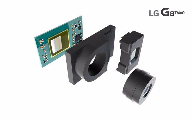 Sensor TOF de LG