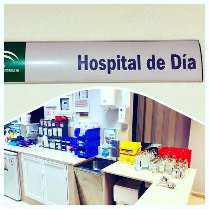 El Hospital de Riotinto, en Huelva, amplía de forma permanente a las tardes su hospital de día médico