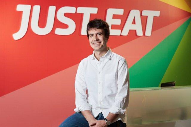 Patrick Bergareche, director general de Just Eat España