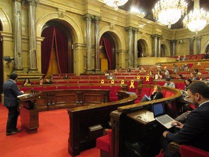 JxCat i ERC esmenen una moció de la CUP per evitar apostar per la unilateralitat