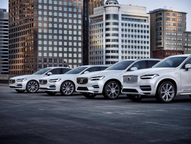 Vehículos de Volvo Cars