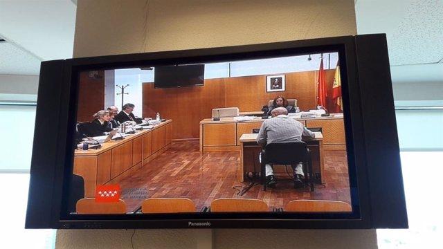 Comparece en el juicio de los espías el exdirector de Seguridad de la Comunidad