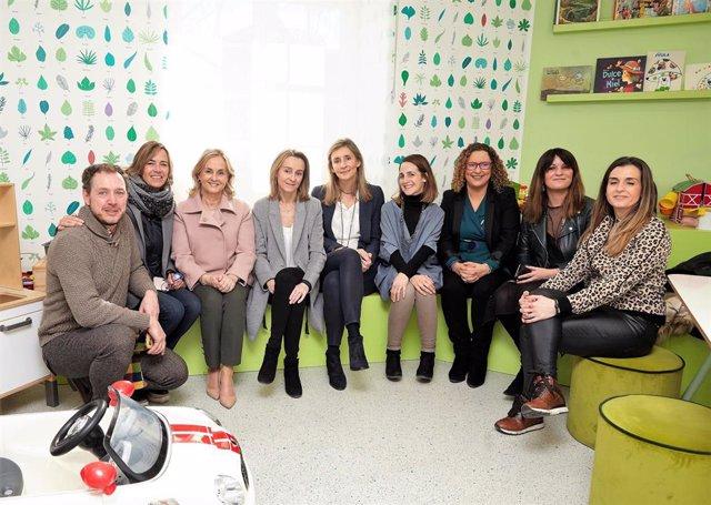 La Fundación renueva su compromiso solidario con los niños del Hospital Universi