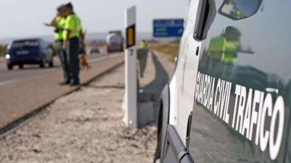 Cinc morts en una col·lisió entre un furgoneta i un camió a l'A-394 entre Arahal i Utrera (Sevilla)