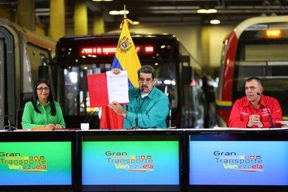 Rusia aclara que no estudia conceder asilo a Nicolás Maduro