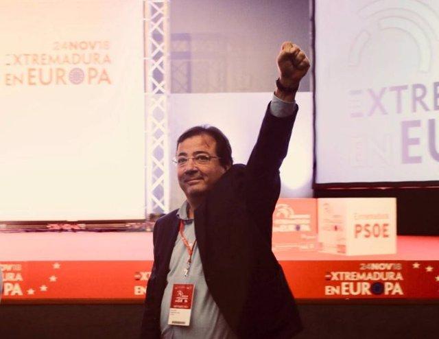Fernández Vara, en una foto de archivo