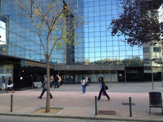 Juzgados de Sabadell (Barcelona)