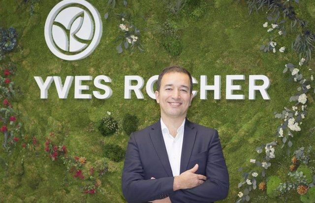 Omar Chtayna, director general de Yves Rocher en España