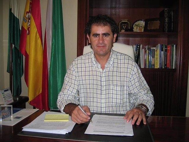 Antonio Torres (PP), alcalde de Berja (Almería)