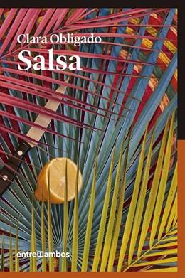 Portada de 'Salsa', la obra de Clara Obligado recientemente reeditada