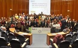 Jornada 'Redes Europeas de Referencia: Un desafío integral'.