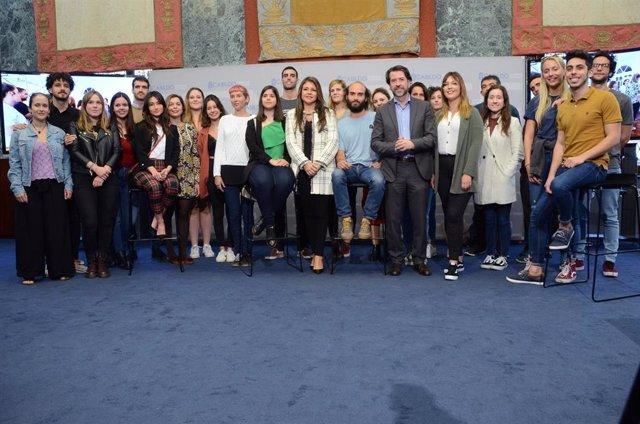 'Becas África': 410.000 euros para que 41 jóvenes de Tenerife realicen prácticas profesionales