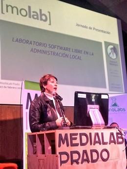 Rivas presenta 'Molab', el primer laboratorio de software libre en la administra