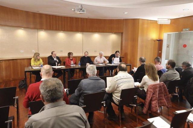La reunión de la red MENTA se ha celebrado hoy en la DPH
