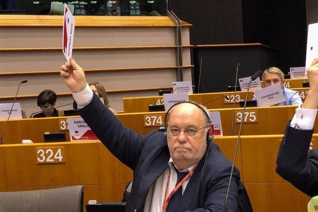 Juan José Sota en el Comité Europeo de las Regiones