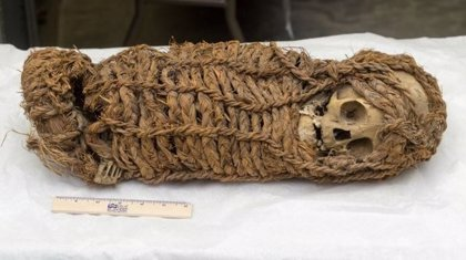 Perú repatria los restos de una momia de origen aymara de más de 2.000 años de antigüedad