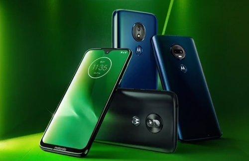 Motorola presenta su gama de móviles Moto G7