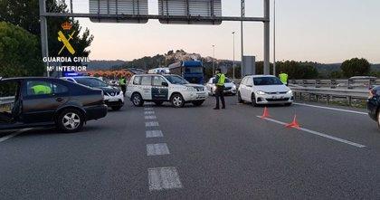 Un detingut en situació irregular a l'Estat i gairebé 130 persones identificades en un operatiu al Vendrell i Torredembarra