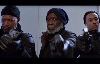 Tres generaciones en acción en el tráiler de Shaft con Samuel L. Jackson, Richard Rondtree y Jessite T. Usher