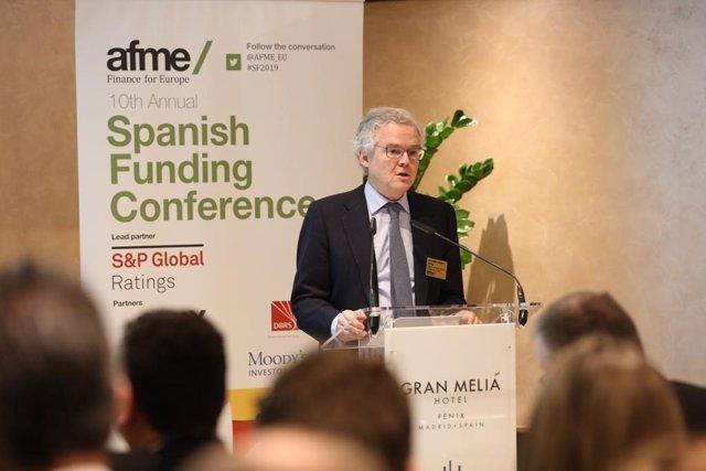 El president de la CNMV, Sebastián Albella