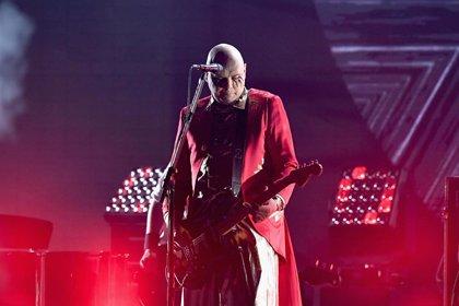 Billy Corgan recupera una guitarra que le robaron hace 27 años
