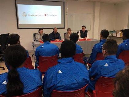 Personas sin hogar podrán participar en la 'Spartan Race' gracias al programa de Fundación Real Madrid y Cruz Roja