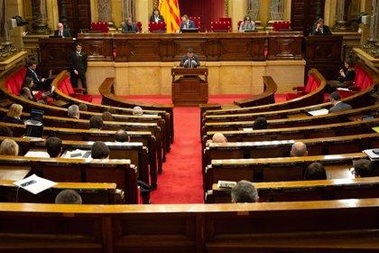 El Parlament rebutja condemnar l'agressió a un edil de Cs a Torroella de Montgrí (Girona)