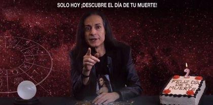 VÍDEO: Sandro Rey predice El día de tu muerte