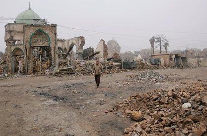 El llegat d'una guerra: Milers de bombes, explosius i mines que cal netejar a l'Iraq