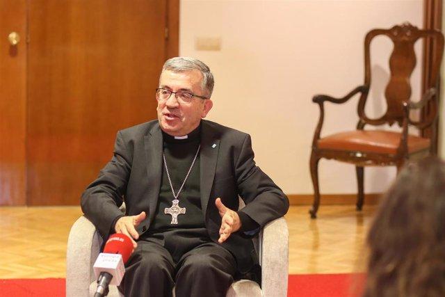 Entrevista al nuevo secretario general de la Conferencia Episcopal Española (CEE