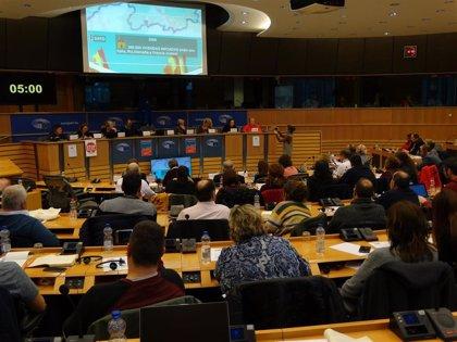 Representantes locales gallegos reivindican en Bruselas políticas públicas que garanticen el derecho a la vivienda