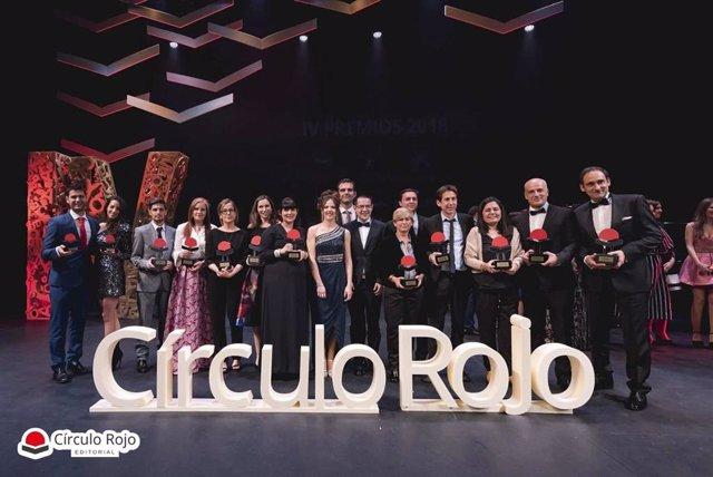 Premios Círculo Rojo - Archivo