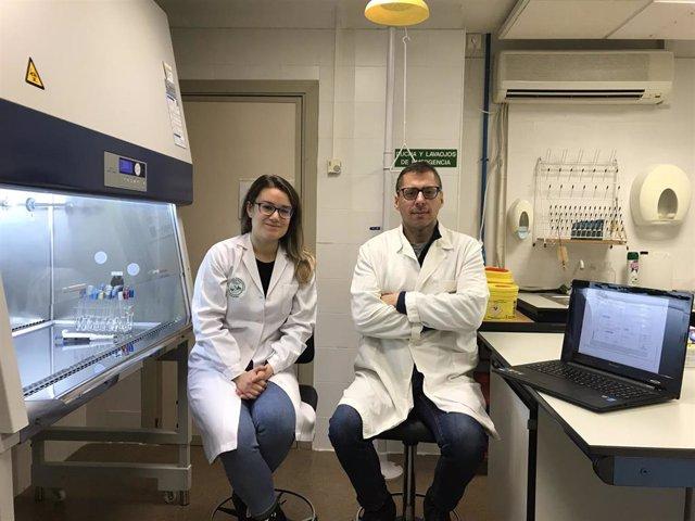 Investigadores del grupo 'Hibro' de la Universidad de Córdoba autores del estudi