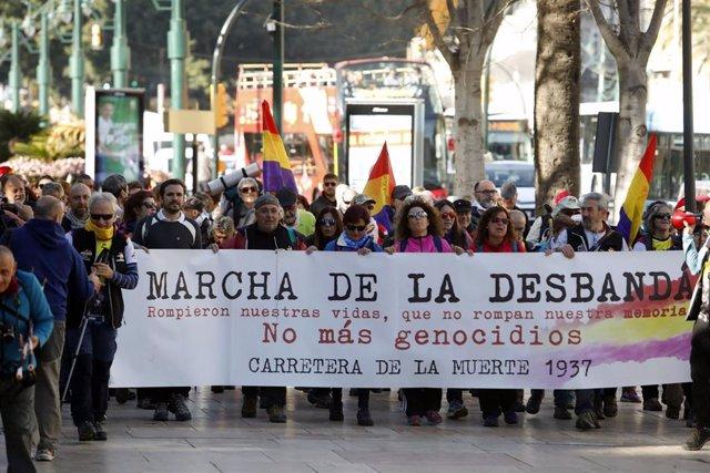 Marcha de La Desbandá