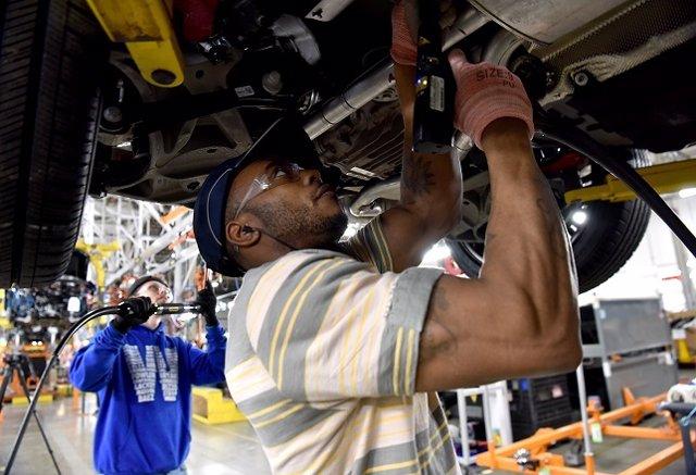 Recurso de fabricación de Ford