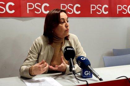 """El PSC de Girona condiciona el seu sí als pressupostos a un canvi """"de 180 graus"""" en l'actitud de l'alcaldessa"""