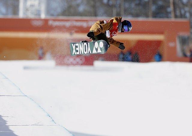 Queralt Castellet als Jocs de PyeongChang