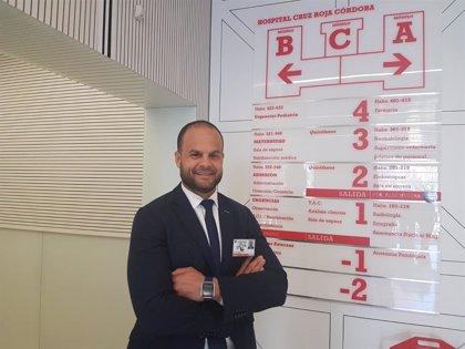 Luis Luengo, nuevo director gerente del Hospital Cruz Roja de Córdoba