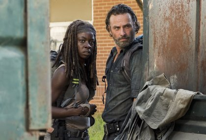 ¿Perderá The Walking Dead también a Michonne?
