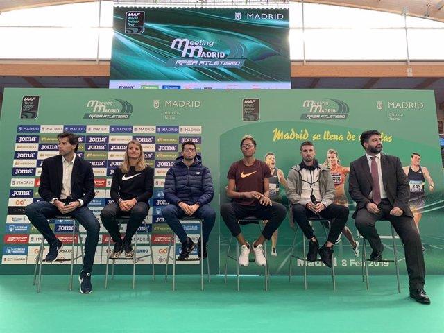Gallur se convierte en clásico para reunir el mejor atletismo en Madrid