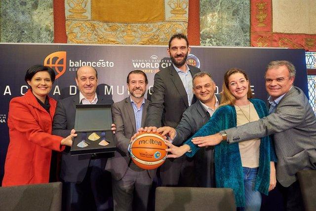 El Mundial de Baloncesto Femenino de Tenerife genera un impacto económico de casi 24 millones