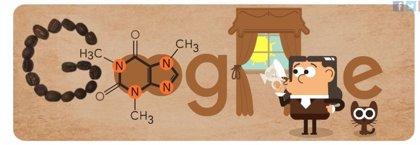 Google homenajea al químico Friedlieb Ferdinand Runge