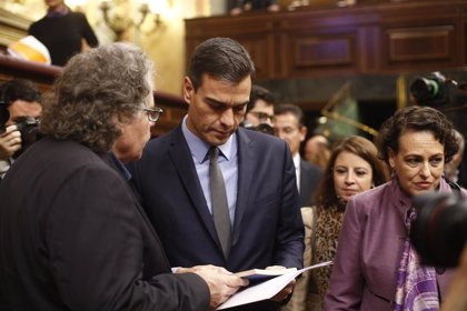 La oposición suma ya mayoría para tumbar los Presupuestos de Sánchez en la primera votación del Congreso