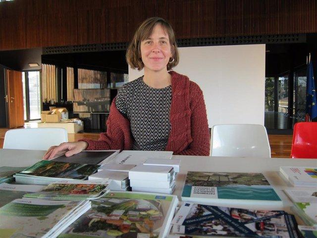 Teresa Artigas, concejal de Medio Ambiente